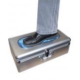 Dispenser acoperitori pantofi din aluminiu