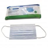 Masti Chirurgicale Medicale cu elastic Albastre 98% TIP IIR 5 Buc/set