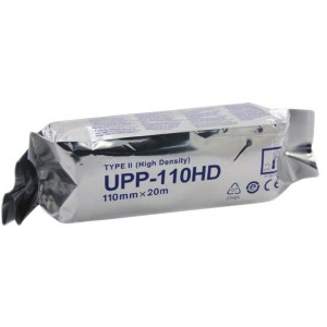 Hartie termica high density originala pentru Video Printer Mitsubishi, 110mm x 20m