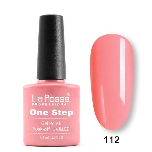 Oja Semipermanenta Lila Rossa One Step 112 Marketmedro