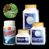 Dezinfectant clorigen pentru suprafete Clorom Parfumat