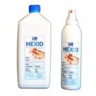 Dezinfectant si Antiseptic Maini si Tegumente HEXID 1L Rezerva