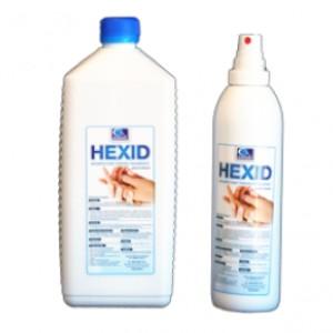Dezinfectant si Antiseptic Maini si Tegumente HEXID