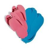 Papuci Unica Folosinta pentru Pedichiura