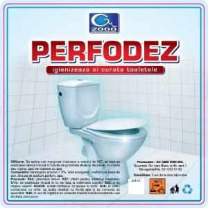 PERFODEZ WC 1L