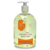 Ulei anticelulitic BODY-FRESH 1 litru